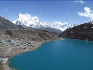 Gokyo Lake (4,800m/15,744ft)