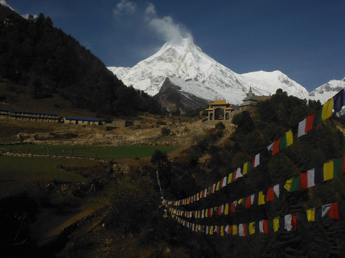 Manaslu Trek - 18 days